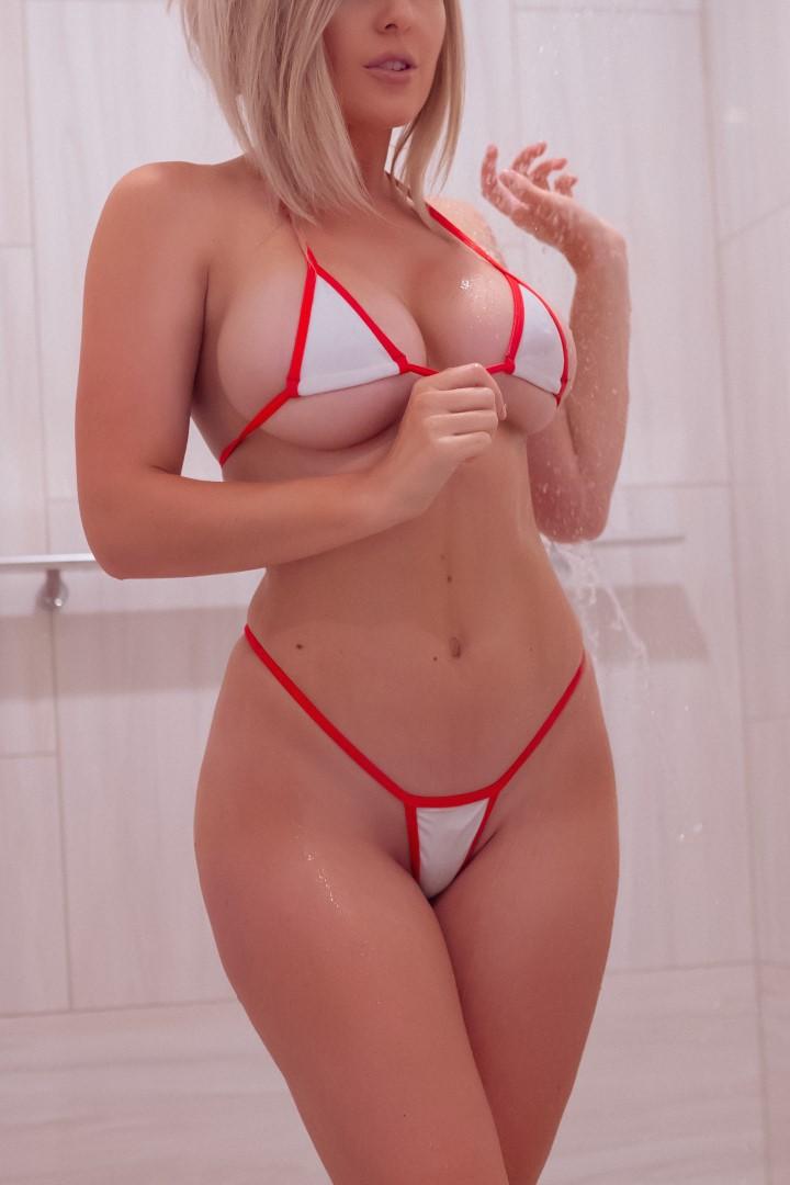 Female self bondage techniques
