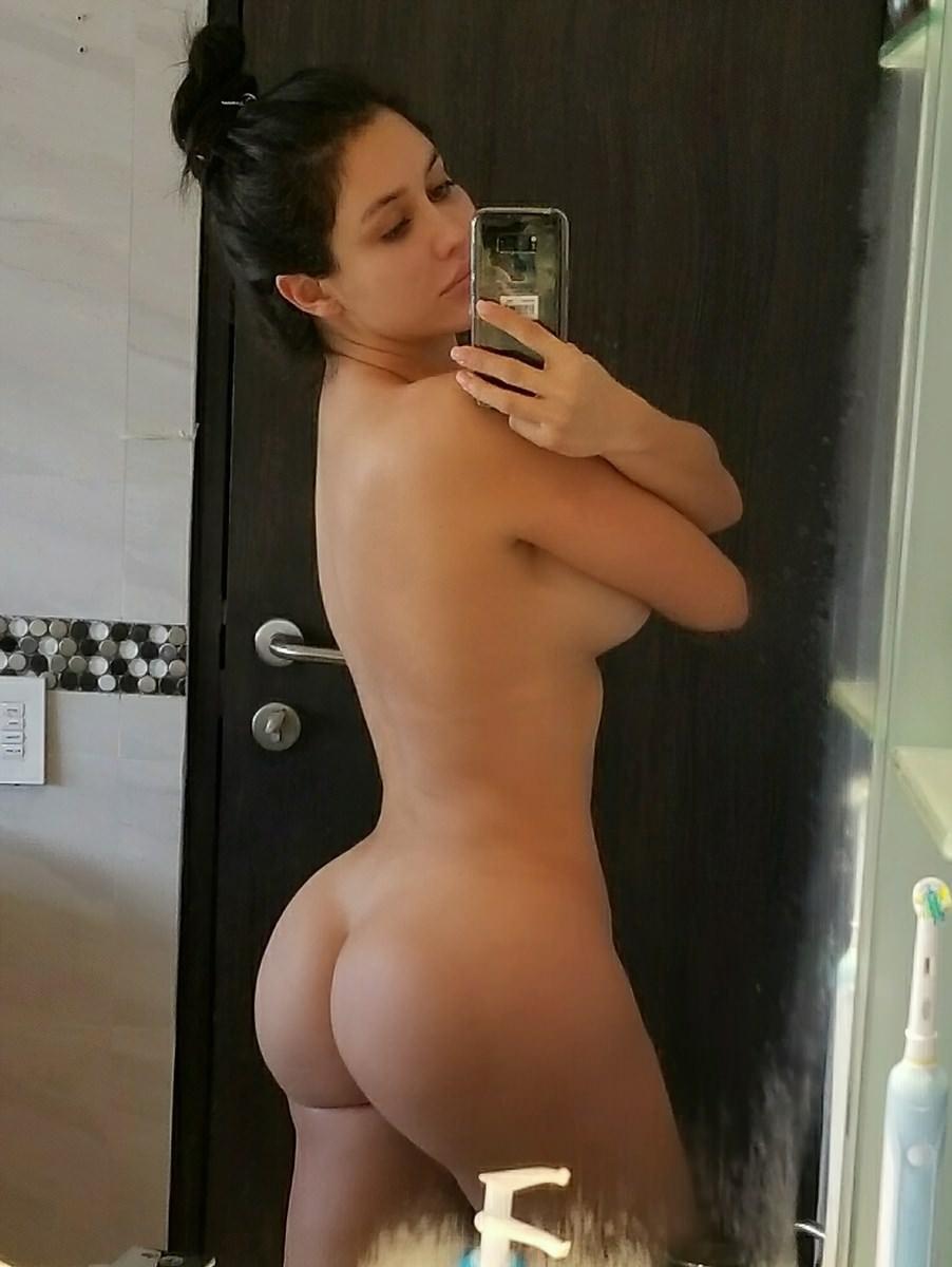 bbw smoking nude